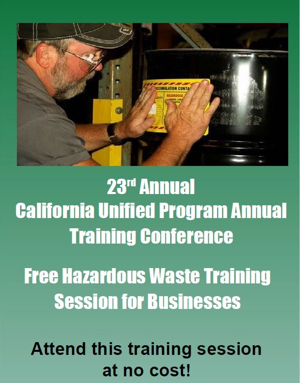 CUPA 2020 Free Training for Industry